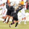 Senior boys, girls advance to State AA soccer semifinals