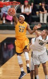 Yellowjackets hold off Bears, 81-77