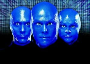 Blue Man Group show in April at ABT canceled