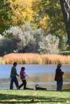 Explore Rims, river at area parks