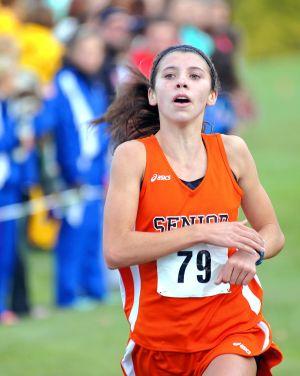 Cross country: Makena Morley, Christina Aragon set pace again