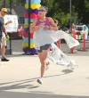 Lisa Minnehan wins 5K