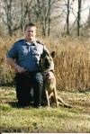 Retired Yellowstone County Sheriff's drug dog dies