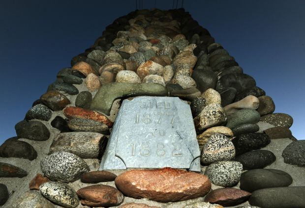 Boothill Cemetery holds onto tales of area's early days