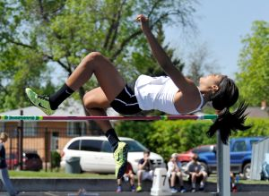 State AA track meet day 1