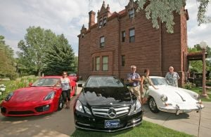 Local Porsche Club hosts All Euro Car Show Saturday