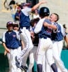 Big Sky Little League All Stars congratulate Ben Askelson