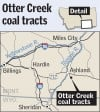 Republican lawmakers from Eastern Montana urge leasing of Otter Creek coal tracts