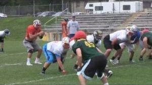 East Shrine team looking to bounce back from Badlands Bowl loss