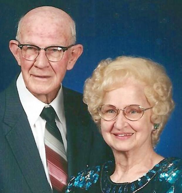 Reverend Henry and Marian Schneider