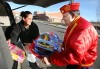 Marines, officials begin 24-hour toy drive