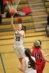 AA Girls basketball notebook: 'Stat Line' Zuroff makes contributions across the board for West