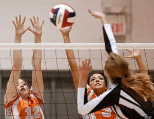 Senior Helena Capital Volleyball