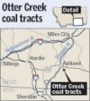 Otter Creek coal tracts
