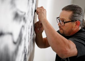 Native artist takes creative spark in new directions