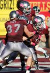 Griz rally late to edge Cal Poly in OT, 21-14