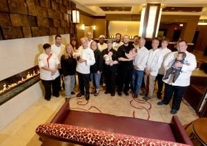 Chefs helps babies by participating in March of Dimes' benefit auction