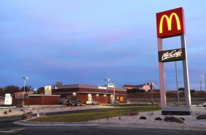 Construction Zone: New Heights McDonald's quickly serves a neighborhood on the go