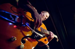 Feature photos: The Reverend Horton Heat and Nekromantix