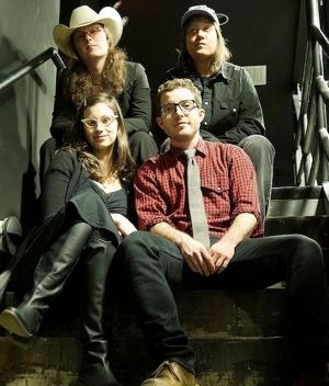 Off the Charts: Karen and the Sorrows, Ronnie Fauss, Hooray for Earth