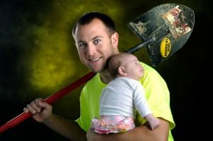 40 Under Forty: Andy Kautz, owner, A&E Curbing and Landscaping, Sylvan Nursery