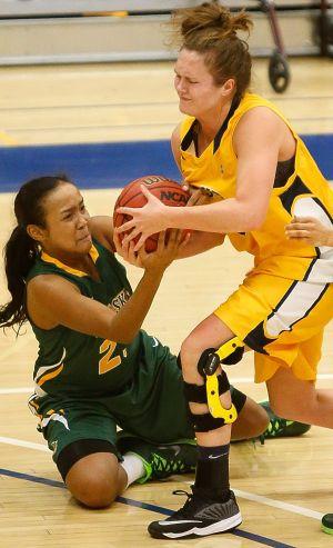 MSUB Alaska Women's Basketball