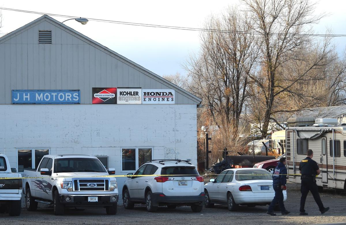 Man Found Dead At Shop On State Avenue No Foul Play