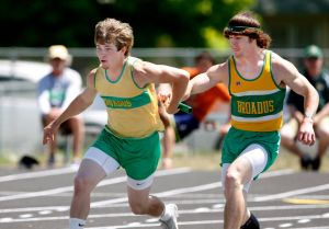 Broadus boys cruise to Southern C divisional team title