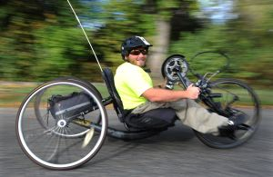 Billings paraplegic proves disability doesn't equal idleness