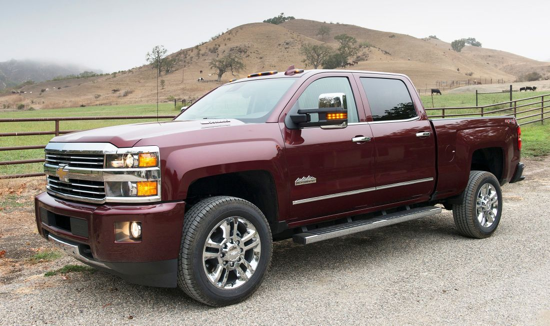 2016 chevrolet silverado hd offers responsiveness. Black Bedroom Furniture Sets. Home Design Ideas