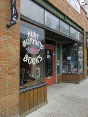Hitting the Road: Aunt Bonnie's Books and Gifts