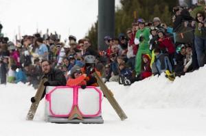 Feature photos: Cardboard Classic Race