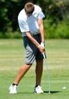 Amateur golf tournament