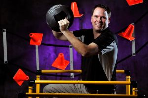 Mark Goldy, physical therapist, lead athletic trainer, Billings Clinic Orthopedics and Sports Medicine