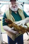 Exotic chicken breeder challenges Deer Lodge poultry ordinance