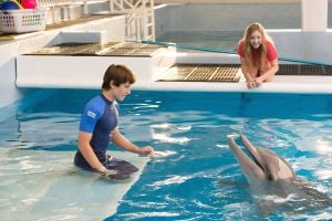 'Dolphin Tale 2' kids grow from experience of 1st film