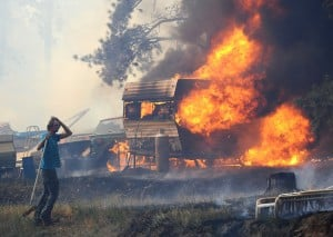 Montana wildfires burn most acreage since 1910; $113M spent to battle blazes