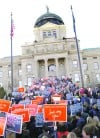"""March Against Meth"" rally in Helena"