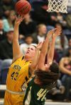 Five players reach double figures as MSUB women win big over Rocky