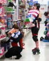 Stacie Heil and Kayla Nelson shop for gifts