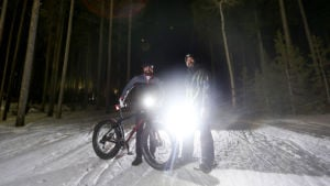 New Wyoming race combines fat bikes, skis and snowshoes