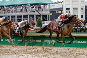 Frac Daddy falls to 16th as Orb comes from behind to win Kentucky Derby
