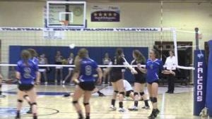 Skyview sweeps West in crosstown battle
