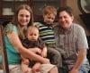 Jessica Cozzens, Jourdan Guidice and sons