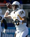 Wyoming QB looks forward to spring football