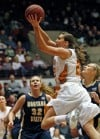 Big Sky Notebook: Baker's leadership guides Lady Griz