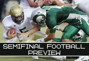 Semifinal football preview