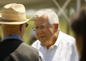 Contested GOP races as Enzi, Lummis seek new terms
