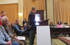 Historical Society sees support at legislative hearing