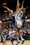 Lady Griz steamroll MSU in second half, 62-48